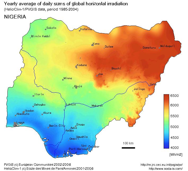 Solar energy is best solution to Nigeria's power challenge | REVE