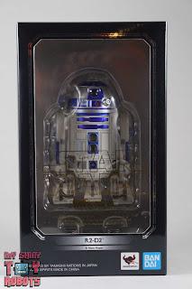 S.H. Figuarts R2-D2 Box 01