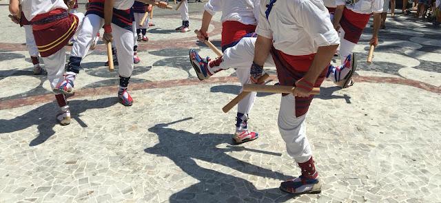 Colla Jove del Ball de Bastons de Vilanova i la Geltrú