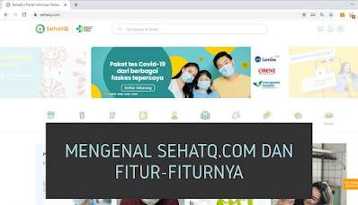 Mengenal SehatQ.com