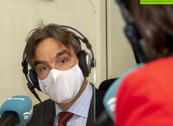 El alumnado de Radio ECCA afectado por el volcán de La Palma dispondrá de una beca completa