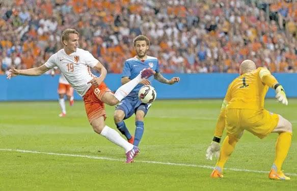 موعد مباراة هولندا ولاتفيا تصفيات كأس العالم 2021