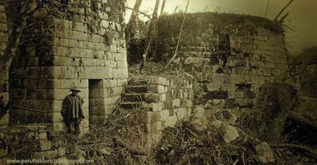 FOTOS: Contemple las 20 imágenes más antiguas de Machu Picchu