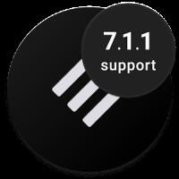 Swift Black Substratum Theme v29.2 PATCHED Apk
