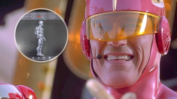 Jingle All the Way - Turbo Man Action Figure - It's Turbo Time