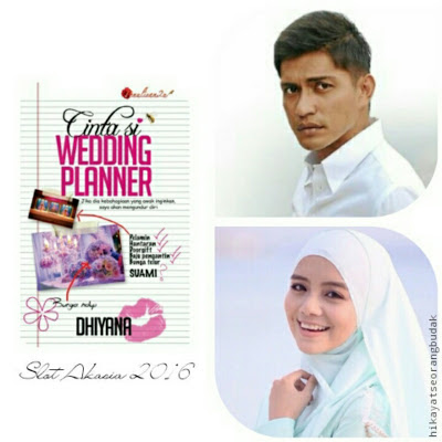cinta wedding planner sinopsis