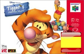 Roms de Nintendo 64 Tiggers Honey Hunt (Español) ESPAÑOL descarga directa
