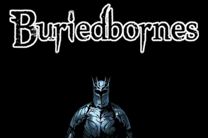 Buriedbornes - Hardcore RPG [HACK Free Shopping/ Add Free] v 1.3.2 RPG Super Keren
