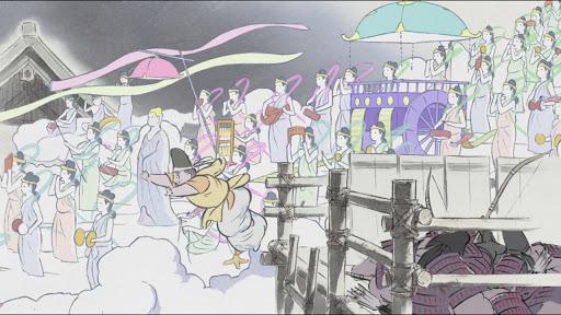 review anime kaguya hime no monogatari