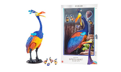 San Diego Comic-Con 2021 Exclusive UP Kevin and Babies Action Figure Box Set by Mattel x Disney x Pixar