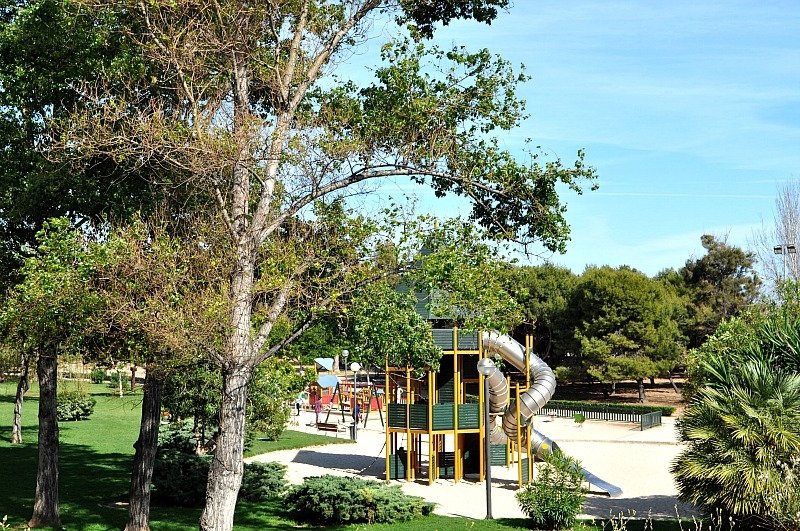 perfect playgrounds for children in palma