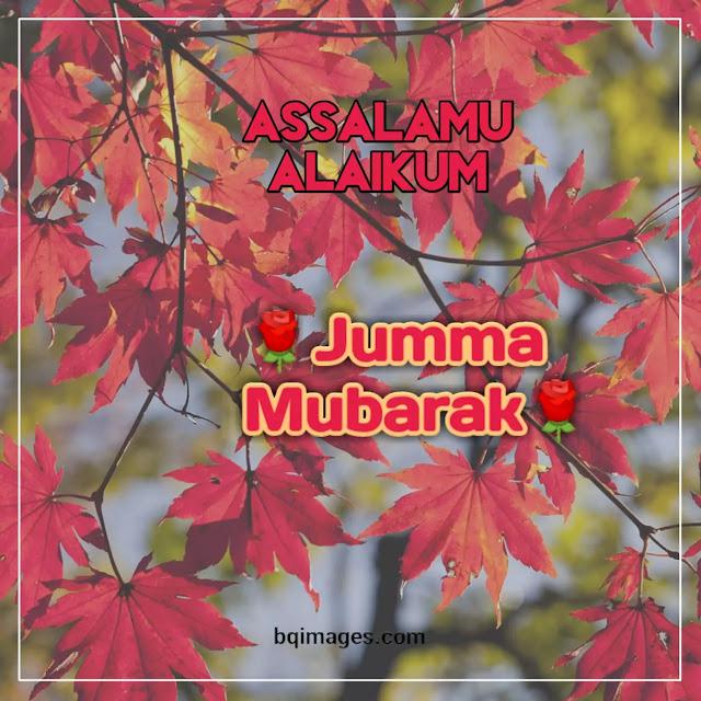 jumma mubarak status