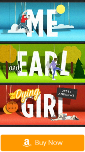 Books like The Fault in Our Stars: Me and Earl and the Dying Girl