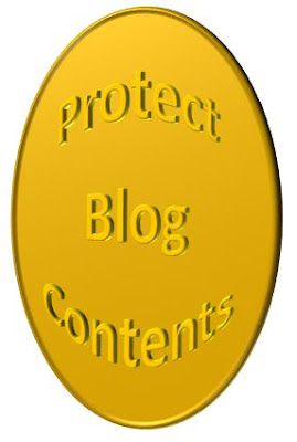Protect Blog Contents from Copying by others