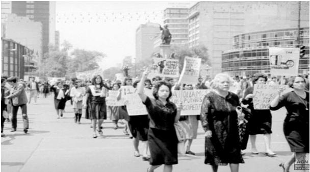 Resultado de imagen para Marcela Frías de  Ciencias Biológicas del IPN, testimonio de movimiento estudiantil 1968