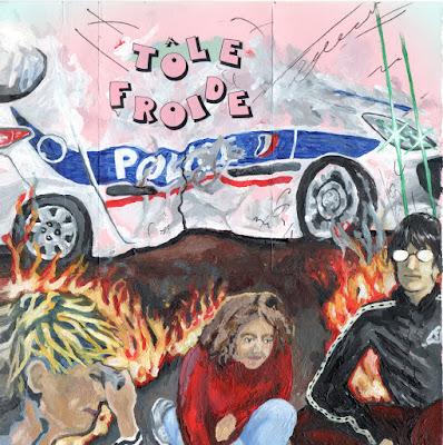 Tôle Froide - Tôle Froide LP
