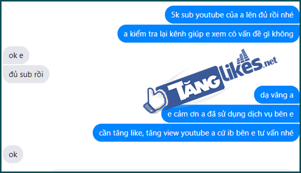 dich vu tang sub youtube