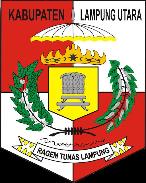 Logo | Lambang Kabupaten Lampung Utara
