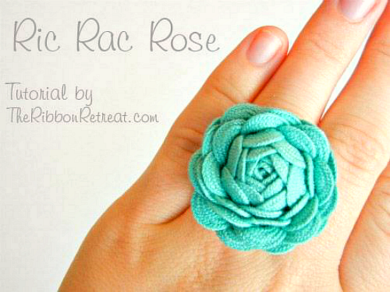 homemade ring, Mother's Day gift ideas