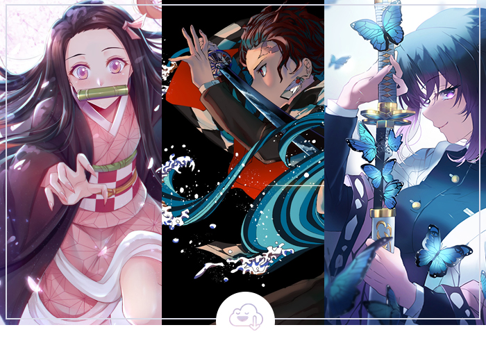 Wallpapers lindos de Kimetsu no Yaiba para celular - Demon Slayer
