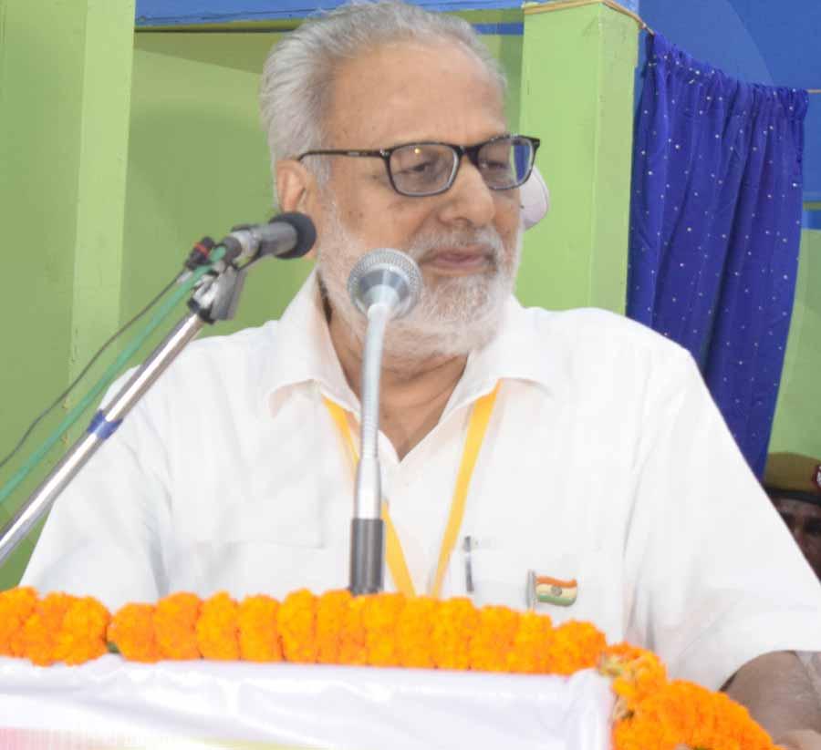 Professor Ganeshi Lal - Honorable Governor, Odisha