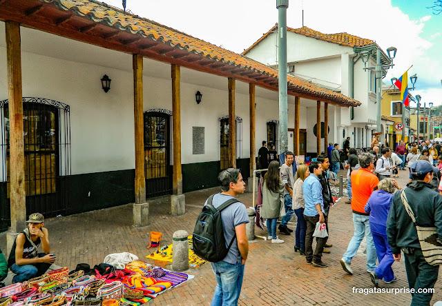 Casa de la Alcadía, Usaquén, Bogotá
