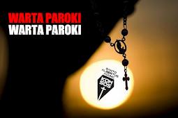 Warta Paroki 19 - 20 Agustus 2017