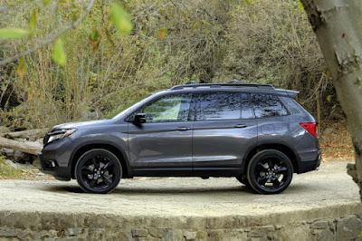 2020 Honda Passport Review, Specs, Price
