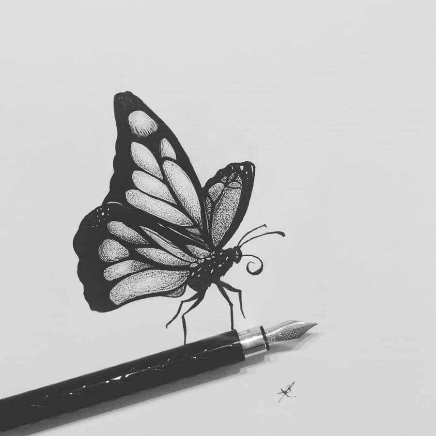 09-Delicate-butterfly-www-designstack-co