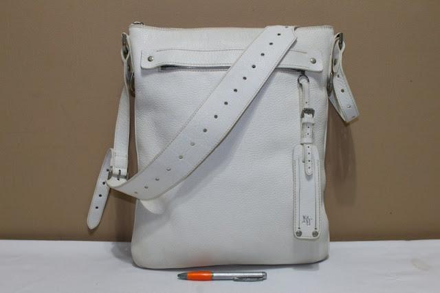 jual tas branded second bekas original asli sling selempang fossil bonia