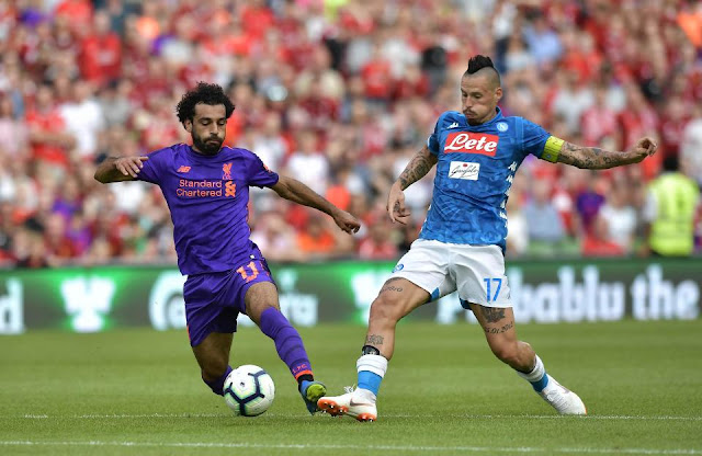 Prediksi Napoli vs Liverpool, 3 Oktober 2018