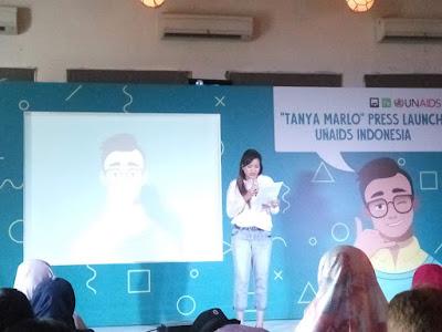 Aplikasi Chat Bot Tanya Marlo