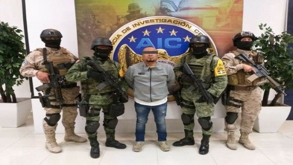 Detienen en México a líder del cártel Santa Rosa de Lima