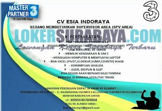Open Recruitment CV. Esia Indo Raya Surabaya Terbaru Juni 2019