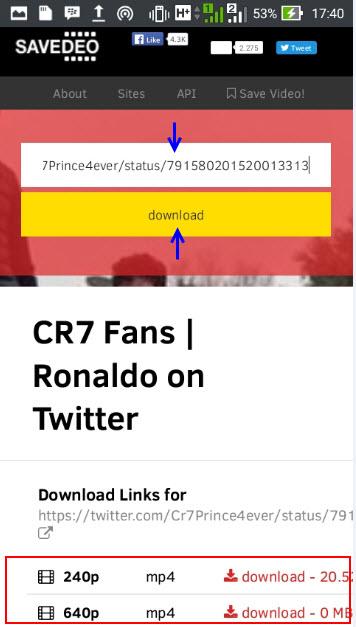 3 Cara Cepat Download Video Dari Twitter Tanpa Software