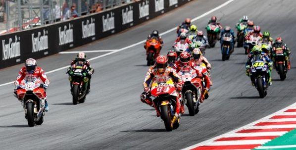 Daftar Pebalap MotoGP 2020