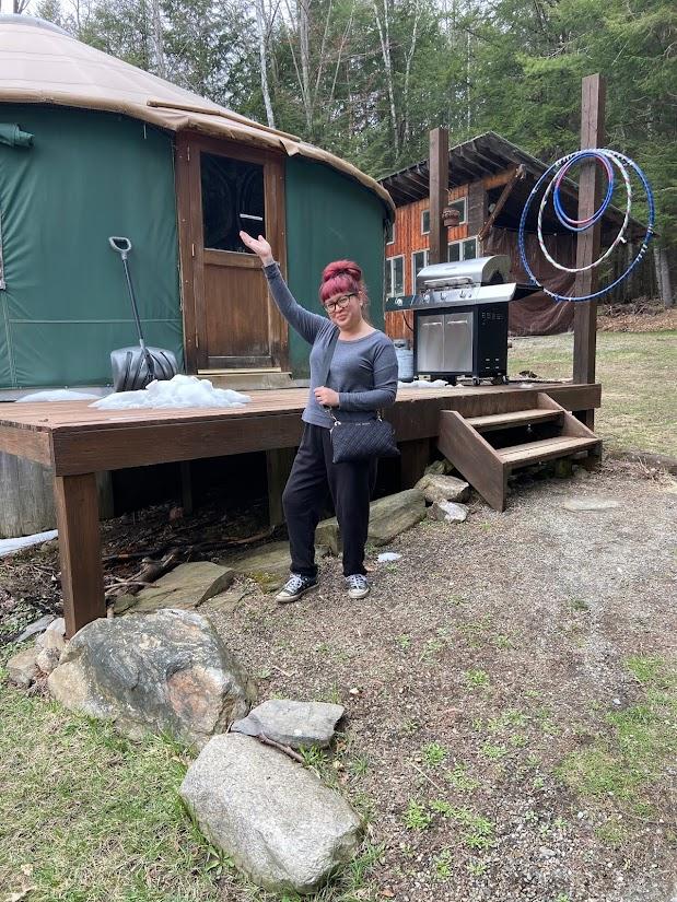 Yurt Vacation
