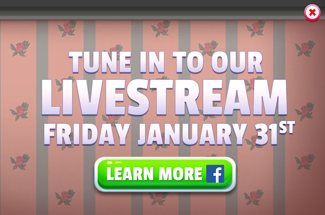 Lady and the Tramp Disney Magic Kingdoms Game Livestream Announcement