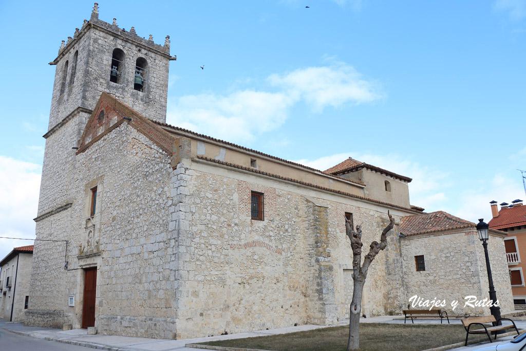 Iglesia de Santa María, Portillo