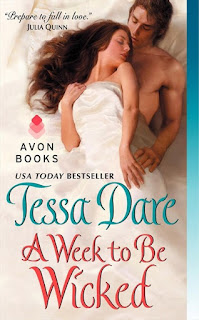 Book Review: A Week to Be Wicked (Spindle Cove #2) by Tessa Dare