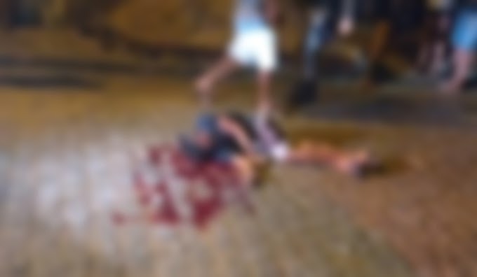 Jovem é brutalmente assassinado no bairro vista da serra, zona sul de Patos
