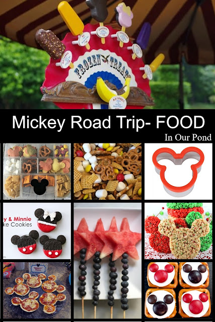 Mickey Road Trip and Travel Ideas // Party Through the USA // Road Trips  // Disneyland // Disney World // Disney Parks // Family Vacations // Disney Princesses // Pixar