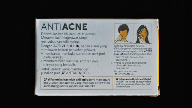 JF The Skin Specialist Anti Acne