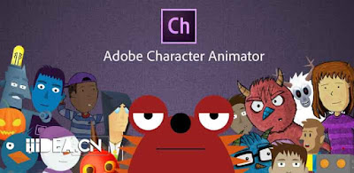 ADOBE CHARACTER ANIMATOR CC 2018 FULL VERSION