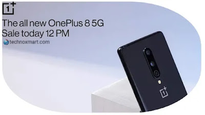 OnePlus 8, OnePlus 8 Pro Is Set To Go On Sale Today At 12 PM Through Amazon, OnePlus.in: Check Price, Specifications, And Offers In India
