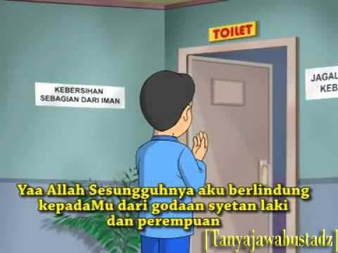 Download Mp3 Doa Keluar Kamar Mandi Versi Anak