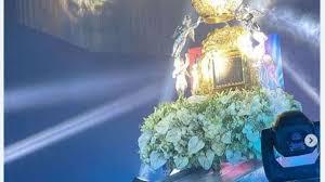 La Virgen baja para hacernos tomar conciencia de lo que hemos hecho con nuestra tierra