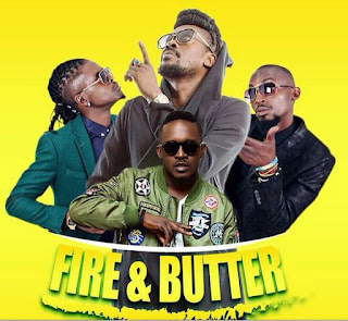 Radio & Weasel Ft. Beenie Man + M.I – Fire And Butter Audio