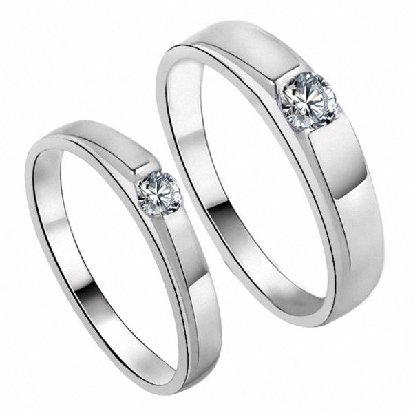 Nhẫn đôi nhẫn cặp BND415B