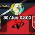 PREDIKSI SKOR BOLA Uruguay vs Peru 30 juni 2019